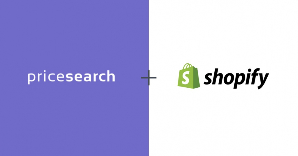 pricesearch Shopify integration